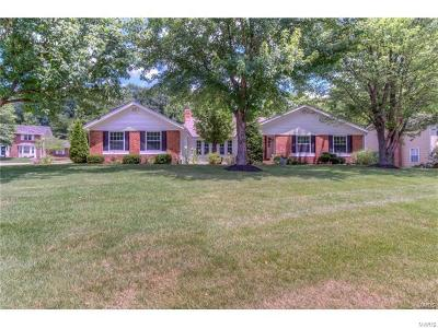St Charles MO Single Family Home For Sale: $284,900