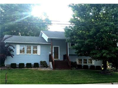 Alton IL Single Family Home For Sale: $213,000