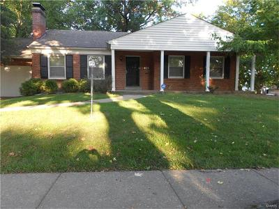 University City Single Family Home For Sale: 900 Jeanerette Dr.