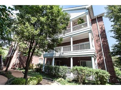University City Condo/Townhouse For Sale: 515 North & South Road #3A
