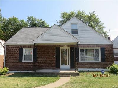 St Louis Single Family Home For Sale: 3302 Havenbrook