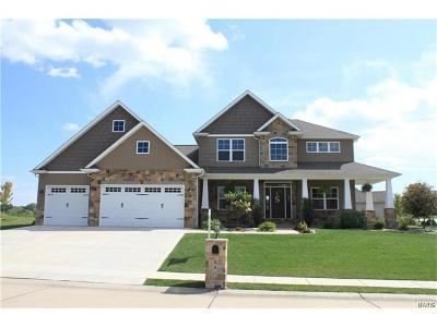 St Jacob Single Family Home For Sale: 8804 Wendell Creek Drive