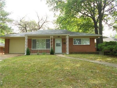 Single Family Home For Sale: 7357 Hawthorne Avenue