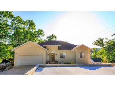 Lake Ozark MO Single Family Home For Sale: $595,000