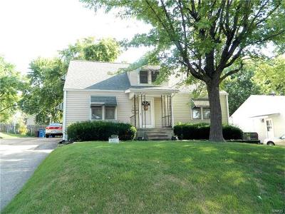 ST CHARLES Single Family Home For Sale: 1040 Perry Street
