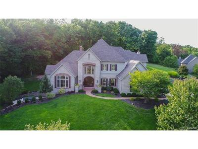 Wildwood Single Family Home For Sale: 1829 Wills Trace Ridge