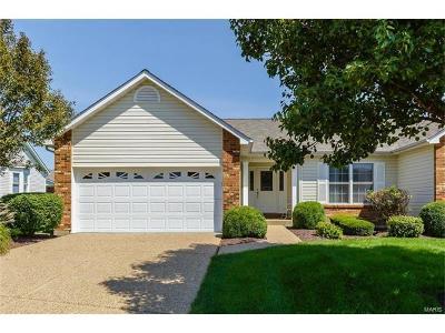 Dardenne Prairie Single Family Home For Sale: 2767 Samuel Drive