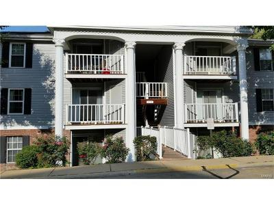 St Louis City County, St Louis County Condo/Townhouse For Sale: 1210 Creve Coeur Crossing Lane