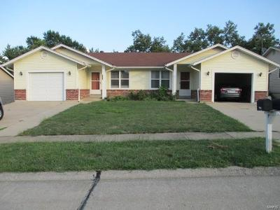 St Charles, Weldon Spring Multi Family Home For Sale: 2278 North Village Drive
