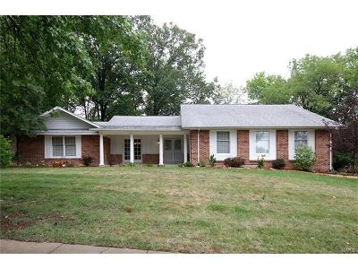 Chesterfield Single Family Home For Sale: 15103 Isleview Drive