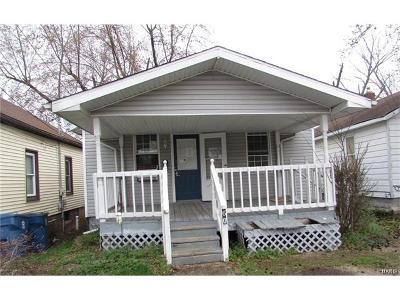 Alton IL Single Family Home For Sale: $24,900