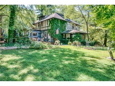 St Louis Single Family Home For Sale: 2724 South Lindbergh Boulevard