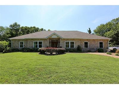 St Charles County Single Family Home For Sale: 2401 Mexico