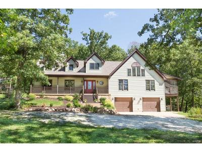 Franklin County Single Family Home For Sale: 3746 Yellow Dog Road