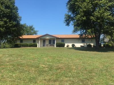 Scott County, Cape Girardeau County, Bollinger County, Perry County Farm For Sale: 946 Co Rd 472