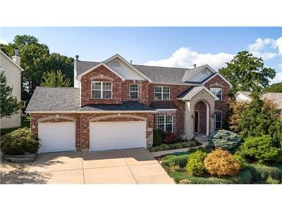 Fenton Single Family Home For Sale: 323 Romaine Spring View