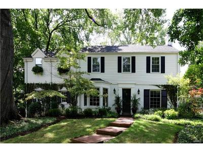 Ladue Single Family Home For Sale: 34 Willow Hill