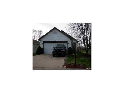 Troy Single Family Home For Sale: 116 Autumn Oaks
