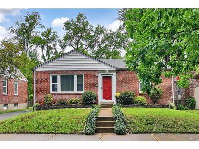 University City Single Family Home For Sale: 6929 Dartmouth Avenue