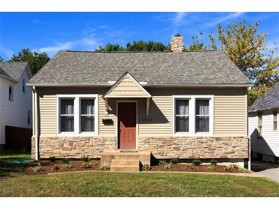 Single Family Home For Sale: 2515 Bredell Avenue