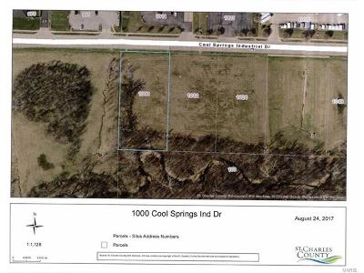 O'Fallon Commercial For Sale: 1000 Cool Springs Industrial Drive