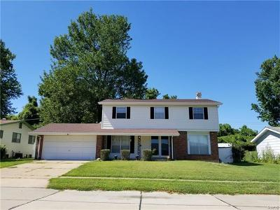 Single Family Home Contingent Short Sale: 5295 Delcastle