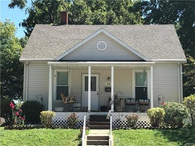 Edwardsville Single Family Home For Sale: 418 Plum Street