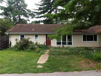 Fenton Single Family Home For Sale: 16 Spur Drive