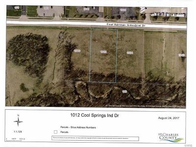 O'Fallon Commercial For Sale: 1012 Cool Springs Industrial Drive