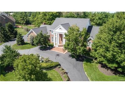 Town and Country Single Family Home For Sale: 701 The Hamptons Lane