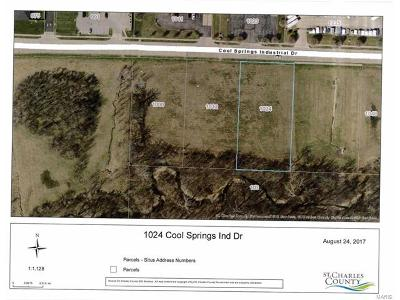 O'Fallon Commercial For Sale: 1024 Cool Springs Industrial Drive