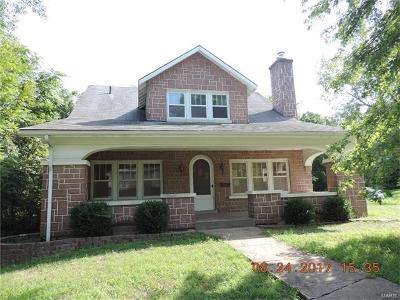 Park Hills Single Family Home For Sale: 17 Wood Street