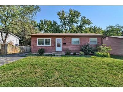 Hazelwood Single Family Home For Sale: 1499 Ville Rosa Lane