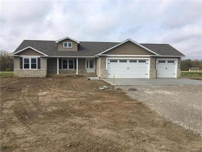 Highland Single Family Home For Sale: 2617 Becker Road