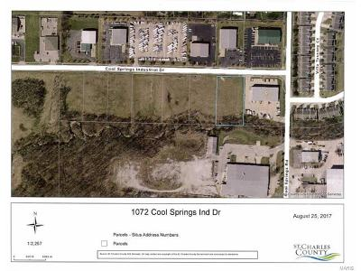 O'Fallon Commercial For Sale: 1072 Cool Springs Industrial Drive