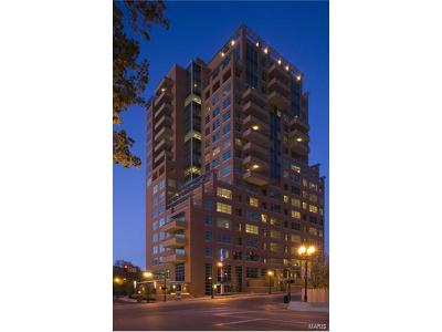 Clayton Condo/Townhouse For Sale: 8025 Maryland Avenue #9D