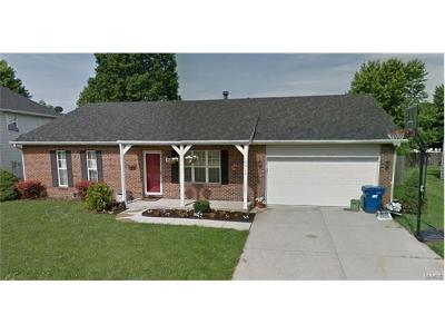 Swansea IL Single Family Home For Sale: $199,900