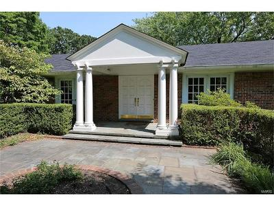 St Louis Single Family Home For Sale: 326 Lyonnais Drive