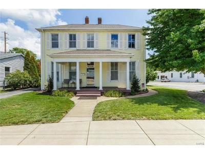 Single Family Home For Sale: 1920 North 2nd Street