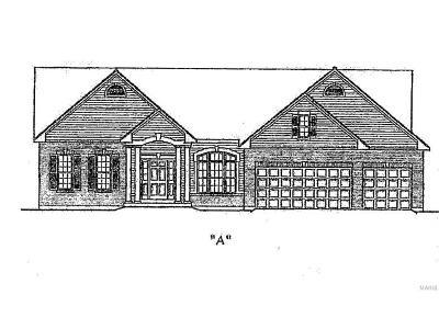 Lake St Louis Single Family Home For Sale: Tbb - Redwood - Eagle Estates