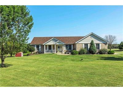 Troy Single Family Home For Sale: 933 West Highway U