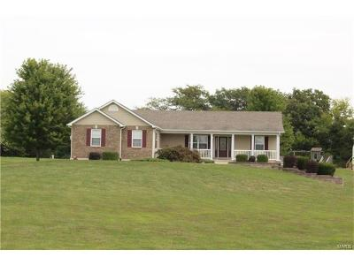Wright City Single Family Home For Sale: 29411 Cheshire Lane