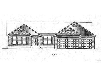 Lake St Louis Single Family Home For Sale: Tbb -redwood Ii -eagle Estates