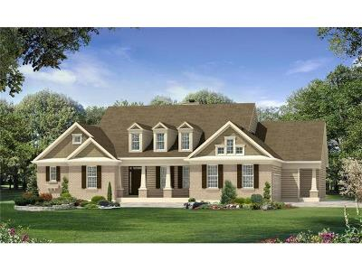 Ballwin Single Family Home For Sale: 1 Meadowbrook Country Club Est