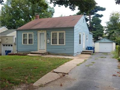 Alton IL Single Family Home For Sale: $54,900
