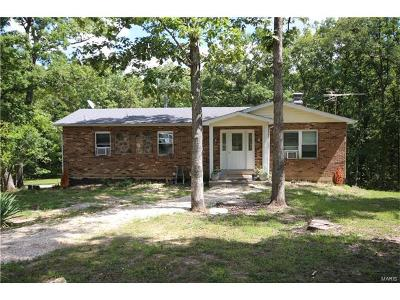Warrenton Single Family Home For Sale: 26148 Pendleton Forest Road