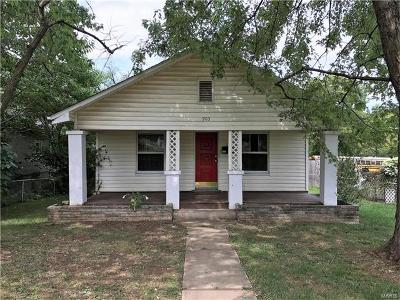 Desloge Single Family Home For Sale: 903 North Desloge Drive