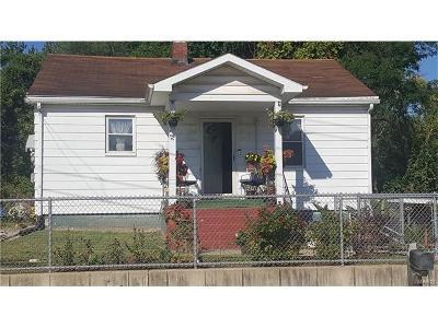 Alton, Godfrey Single Family Home For Sale: 2456 Seminary Street