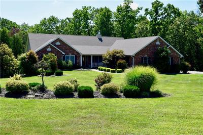 Wright City Single Family Home For Sale: 16222 Trower Oaks Trail