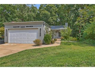 Manchester Single Family Home Option: 1582 Beacon Woods Court